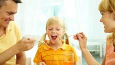 הרגלי אכילה בילדות