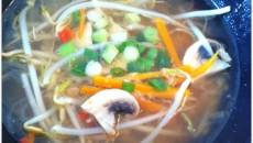 מתכון למרק סיני