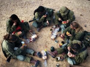 אוכל בצבא