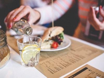 שתייה בדיאטה