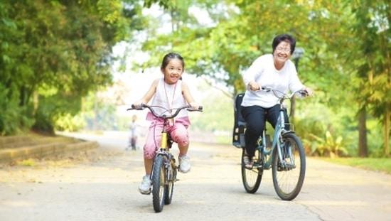 בריאות בגיל מבוגר