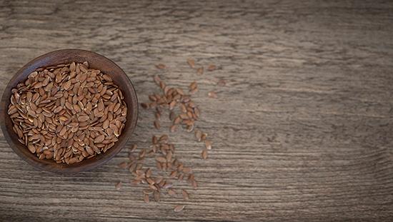 מבריק זרעי פשתן ופשתן טחון - עשירים ביתרונות בריאותיים - Eatwell FZ-45