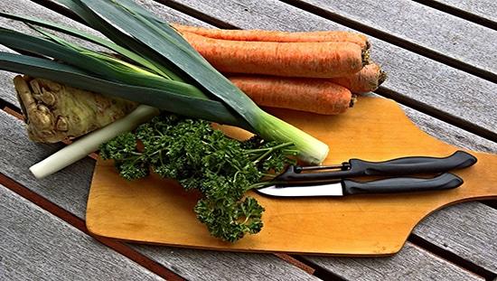 ציר ירקות