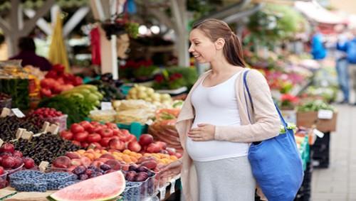 תזונה בהריון