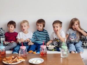 תזונת ילדים