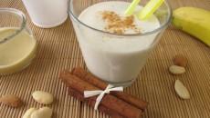 חלב שקדים טרי