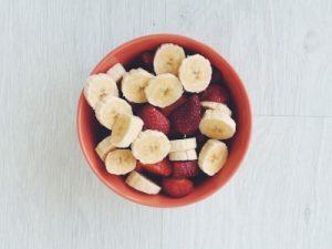 בננות ותותים