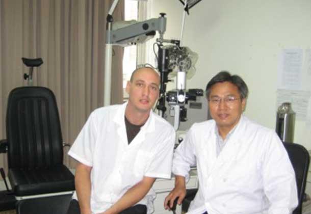 טיפול טבעי במחלות עיניים