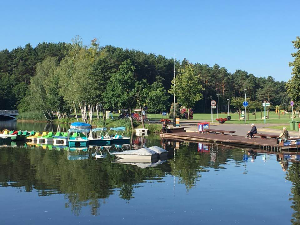 אגם דרוסקינינקאי, נופש מרפא לבעלי מערכת עיכול רגישה ליטא, יוני 2018