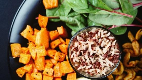 בטטות, אורז ותרד - חשיבות העיכול להרזיה
