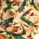 פסטה עם מרווה ופטריות, האם זה חלק מהתזונה הנכונה למח שלכם?