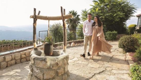 מלון רות רימונים בצפת, מציע לכם חופשת בריאות עם הרצאות על בריאות בראי הקבלה, סיורי לילה רומנטיים ואוירה קסומה