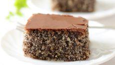 עוגת פרג, מתכון למשלוח מנות בריא, מאת אפרת נבון