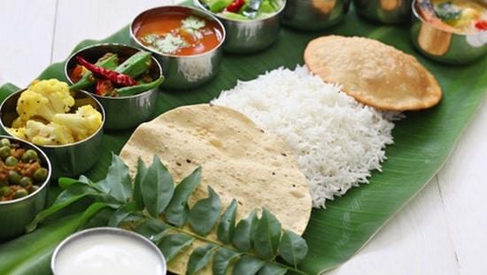 ארוחה הודית מאוזנת, יכולה לעזור לכם להמריץ את חילוף החומרים