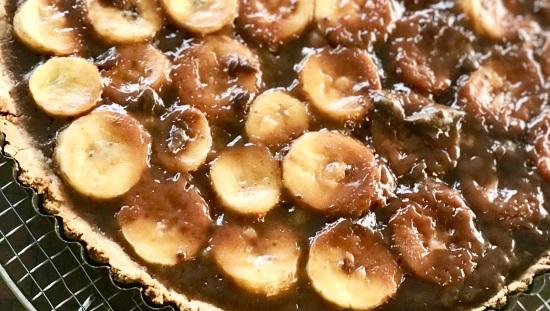 פאי בננות ללא גלוטן, מתכון של אפרת פטל - Daily Real Food