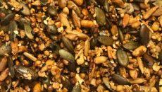 גרנולה מלוחה, מתכון של אפרת פטל - Daily Real Food