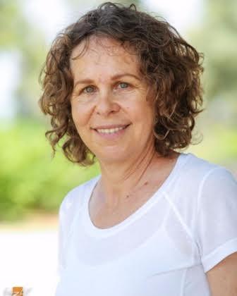 רחל אנטמן, מנחה סדנת ניקוי רעלים חוות הבריאות מצפה אלומות