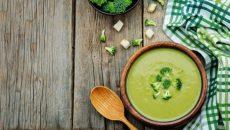 מרק ירוק, חלק מתהליך ניקוי רעלים, מתכון של אומינה