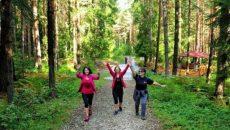 שלוש נשים צועדות - חופשת בריאות של חניתה הרשקוביץ,מדבריא