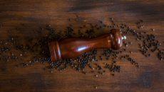 פלפל שחור, צמח מרפא נוגד דלקת