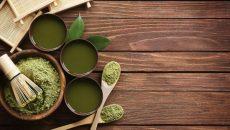 תה ירוק ואבקת מאצ'ה, רופאים אומרים: תה ירוק טוב לבריאות