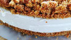 עוגת גבינה טבעית
