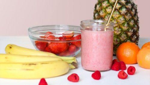 פירות ומשקה