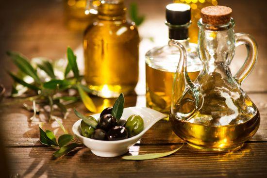 שמן זית - שמן צמחי טבעי