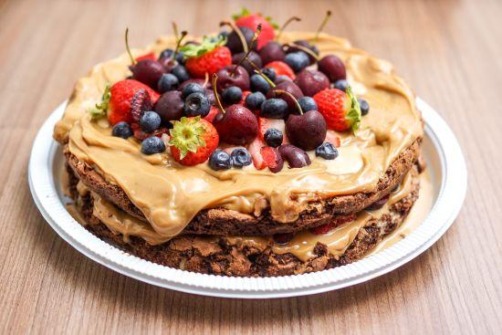 עוגה מושחתת