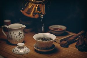 תה יפן