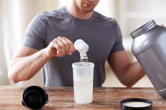 שנויה במחלוקת - אבקת חלבון