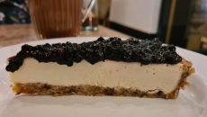 עוגת גבינה טבעונית בדובאי