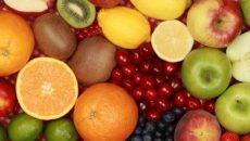 ויטמין C מפירות