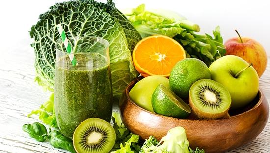 תזונה עשירה בוויטמין C