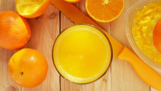 מיץ תפוזים - טעים ובריא