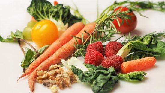 תזונה עשירה בסיבים