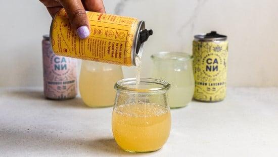 משקאות משולבי קנאביס
