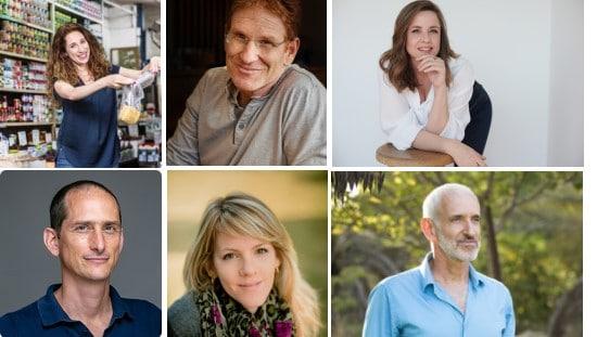 למעלה מ-80 מרצים בכנס התזונה הבריאה: Food For Good