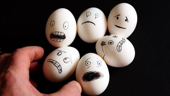 מה אם במקרה הייתה ביצה במזון ולא ידעתי?