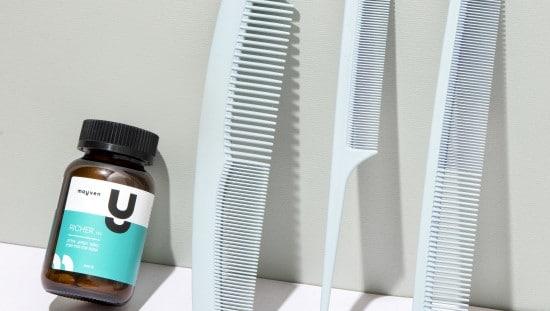 "RICHER - תוסף תזונה לטיפוח ושיקום השיער מבפנים. תמונה באדיבות יח""צ"