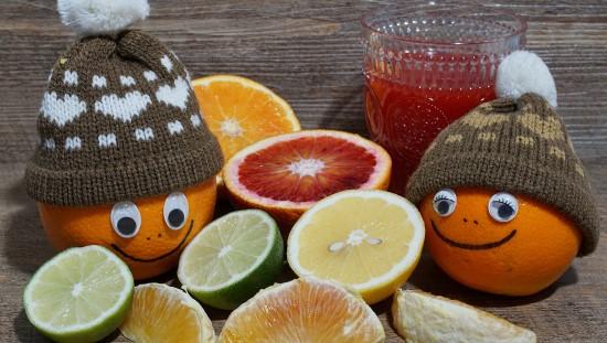 ויטמין C מחזק את המערכת החיסונית. צילום: pixabay