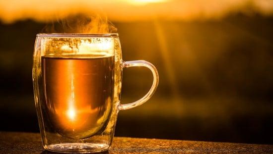 בשיטת 8/16 מותר לשתות תה בשעות הצום. צילום: pixabay