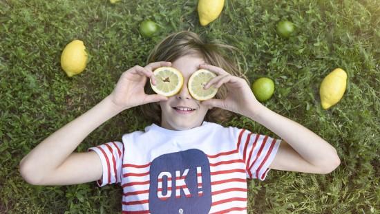 ויטמין C - חשוב לילדים. צילום: pixabay