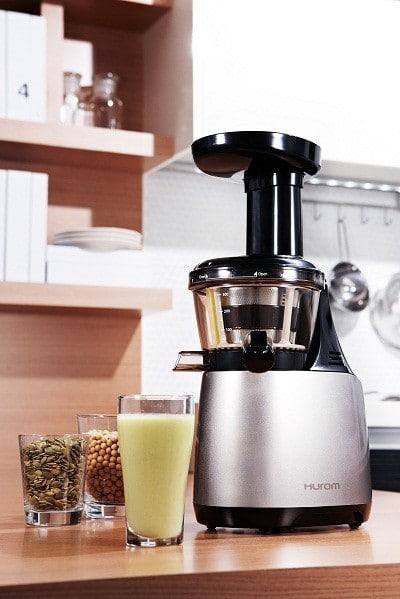 הכנת חלב מזרעים, אגוזים וקטניות- HUROM