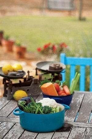 ציר ירקות ביתי