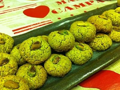 עוגיות ללא גלוטן (צילום: גיל טופז)