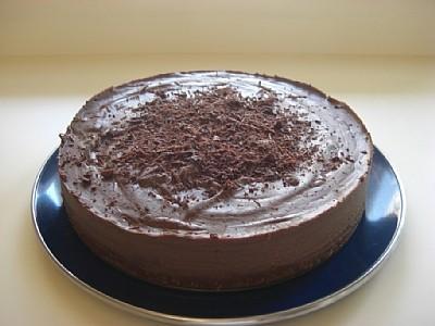 """עוגת שוקולד טבעונית """"שפינטזתי עליה"""""""