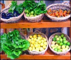 גם גברים יכולים לחיות בעיקר על ירקות