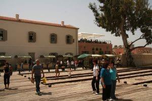 שוק אורגני-אורבני במתחם התחנה
