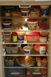ומה במקרר?...